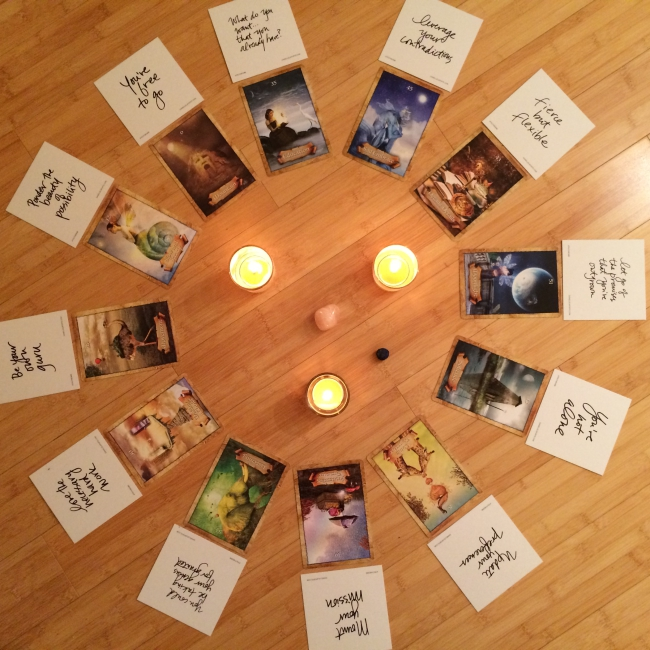 12-month Oracle Reading