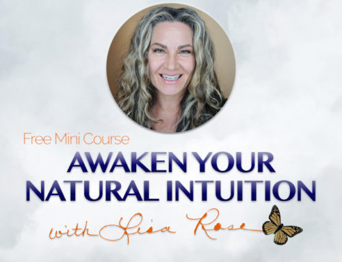 Free Mini-Course!  Awaken Your Natural Intuition