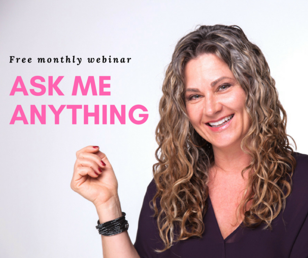 Ask Me Anything Free Webinars with Truly Living Lisa Rose