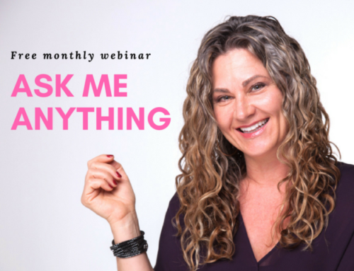 Ask Me Anything!  Monthly Webinars