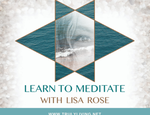 Free Class!  Learn to Meditate, January 28, 7 pm PST