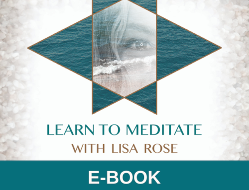 Learn to Meditate with Lisa Rose, E-Book