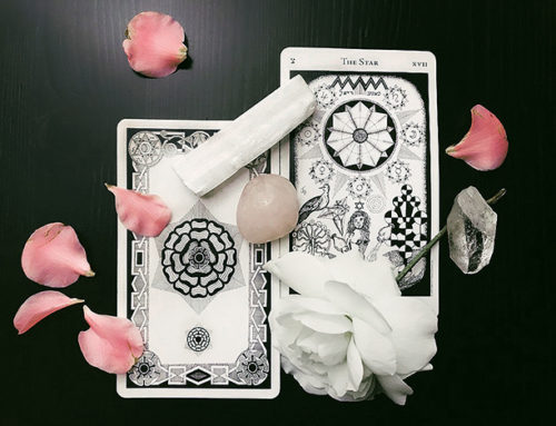 Tarot As A Tool For Self Growth by Claire Elise, Guest Blog