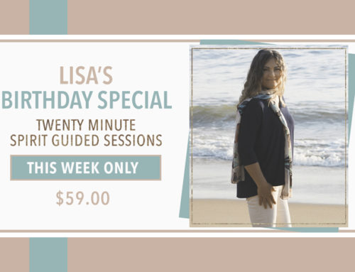 Lisa's Birthday Special!