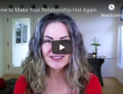 How to Make Your Relationship Hot Again