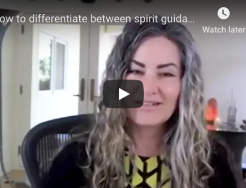 How to Differentiate Between Spirit Guidance and My Thinking Mind?