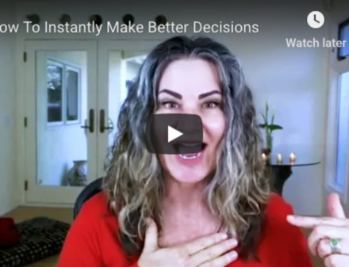 How To Instantly Make Better Decisions