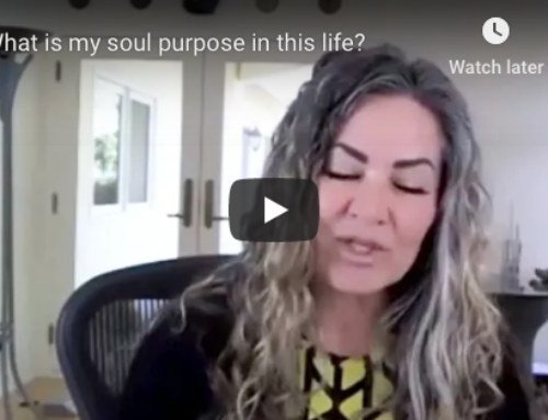 What Is My Soul Purpose In This Life?