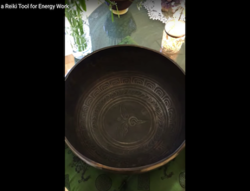Singing Bowls As A Reiki Tool For Energy Work