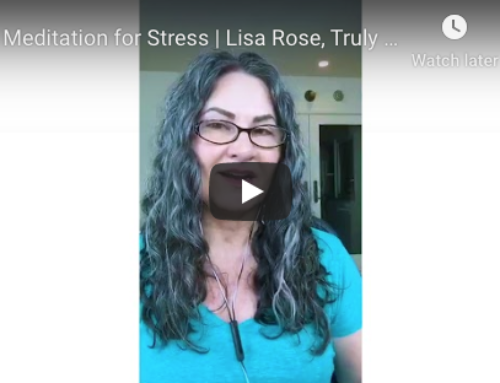 A Meditation for Stress