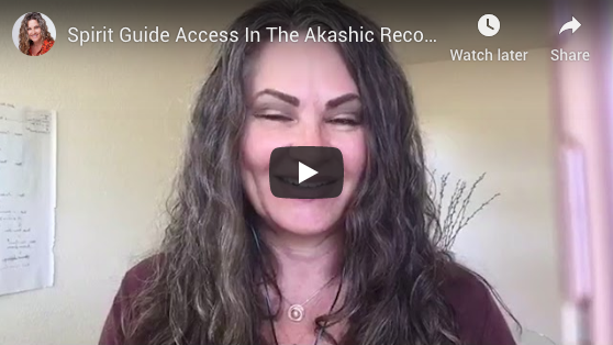 Spirit Guide Access in the Akashic Records