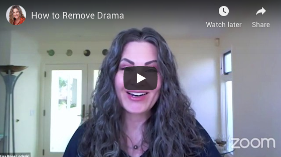 How to Remove Drama