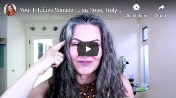 Your Intuitive Senses